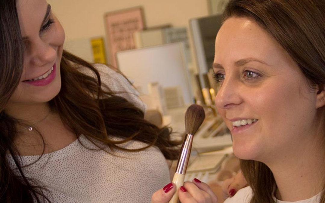 Make up by Desiree