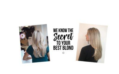 Tips voor Blond Haar